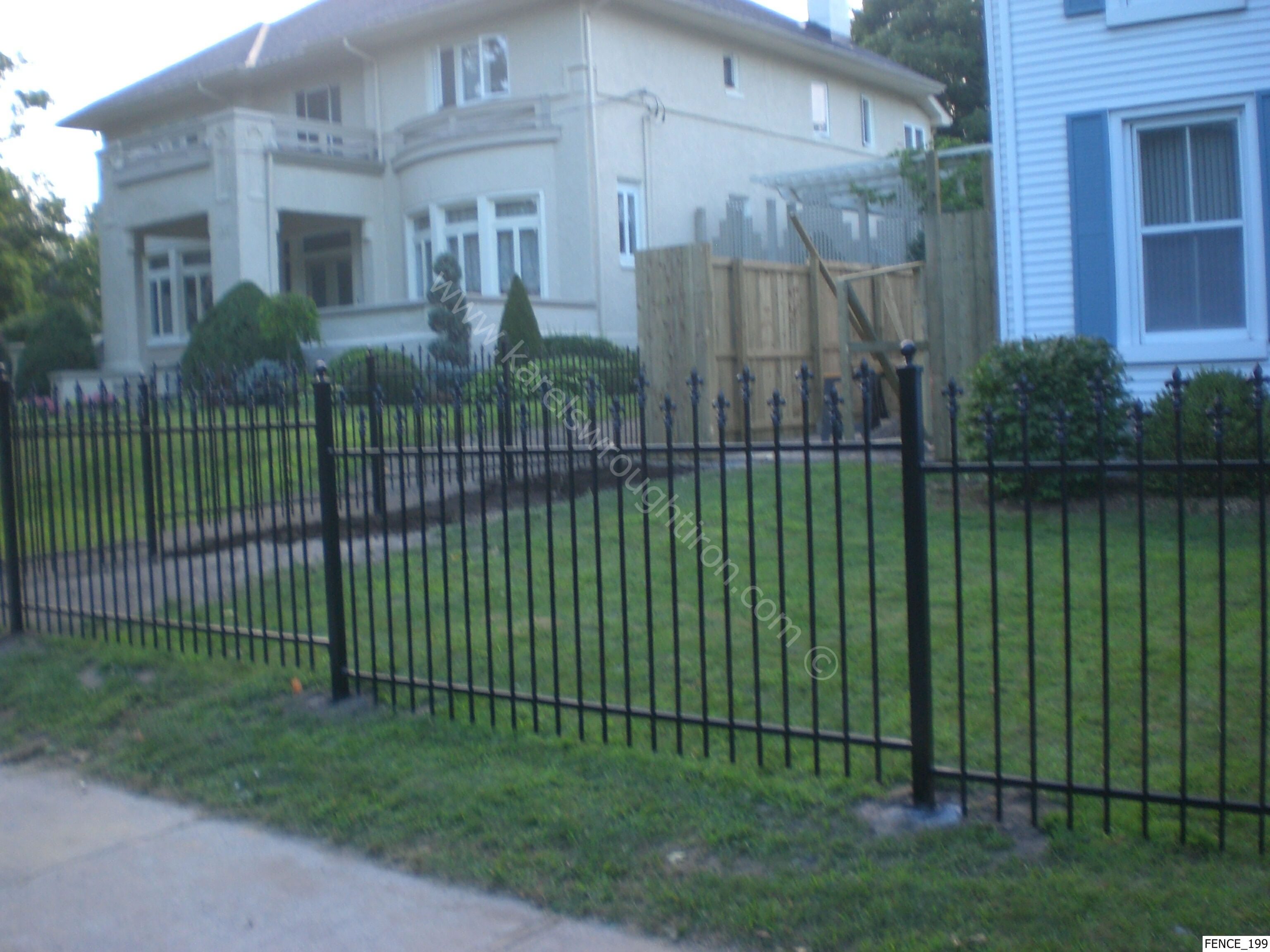 Fence Gates Wrought Iron Gates And Fencing