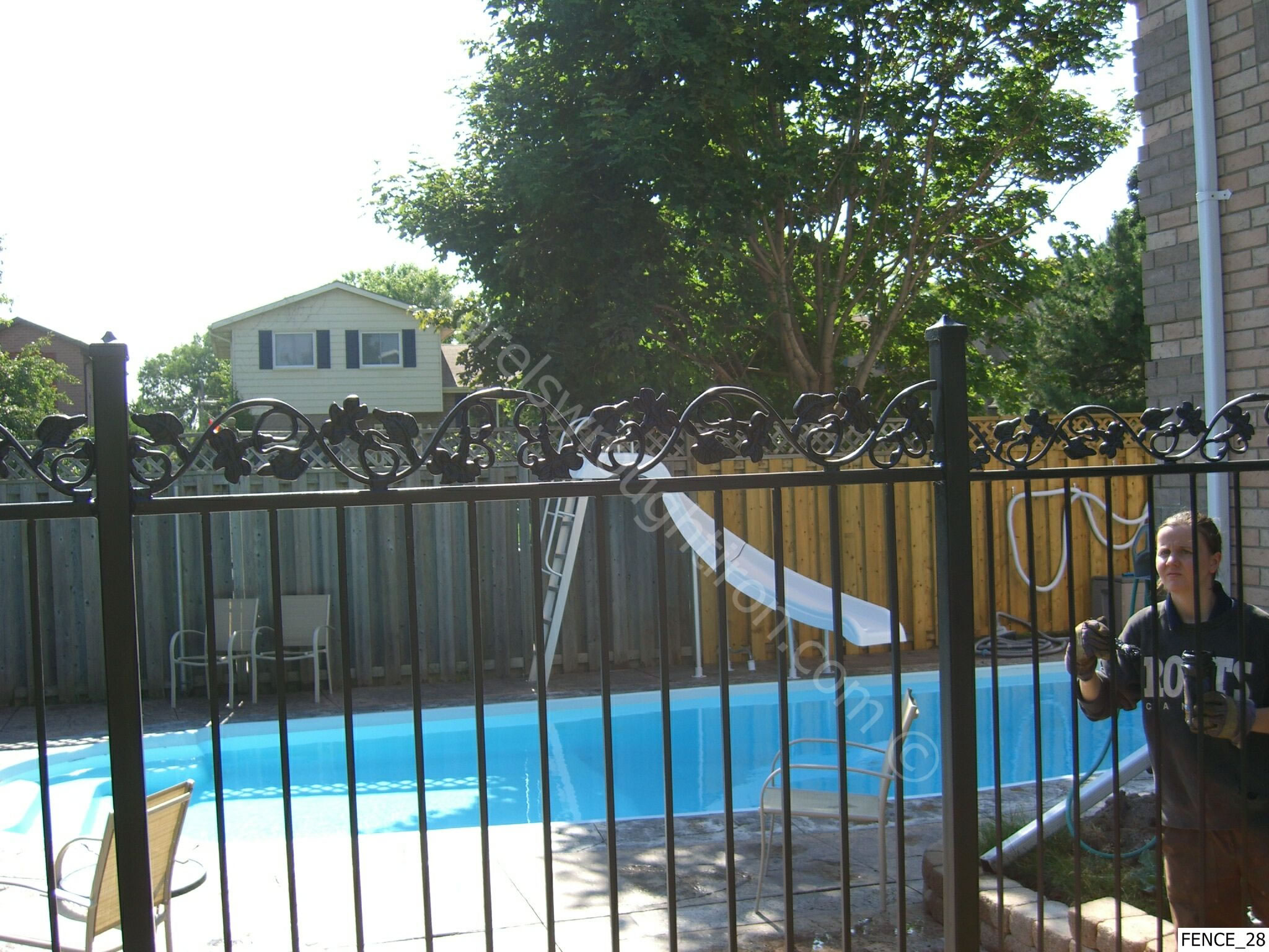 wrought iron fencing fence 28 jpg