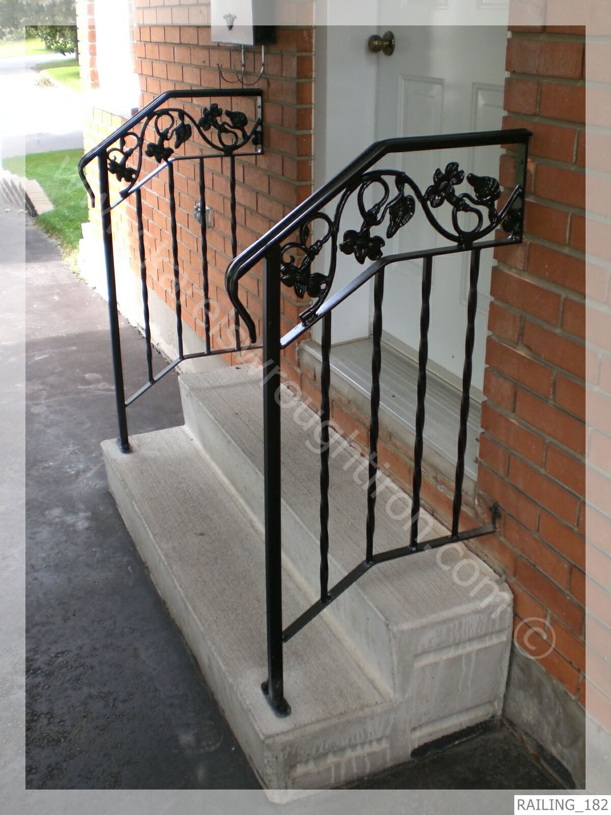 Wrought Iron Banister Rails 28 Images Best 25 Wrought
